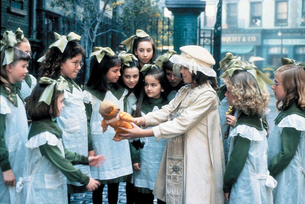 Znalezione obrazy dla zapytania mała księżniczka 1995