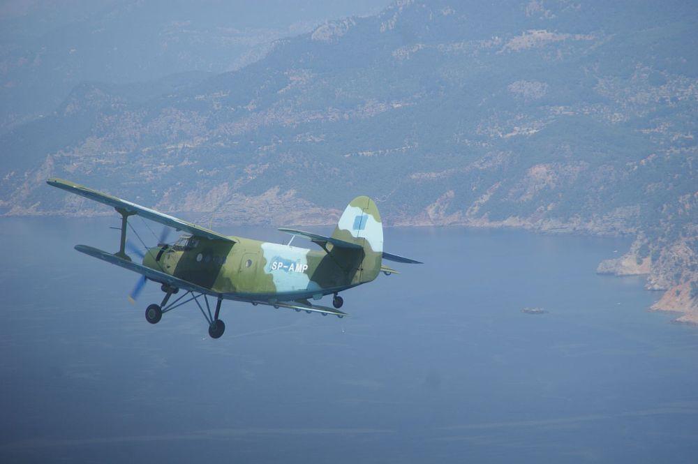 Steel Buddies Flug über Den Atlantik