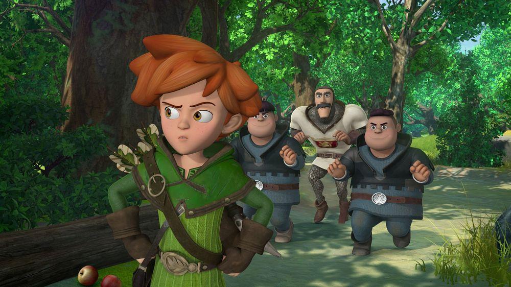 Robin Hood Schlitzohr