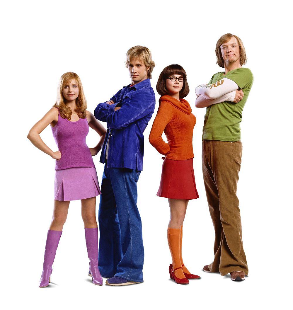 Scooby doo ii potwory na gigancie 2004 - Scoobidou film ...