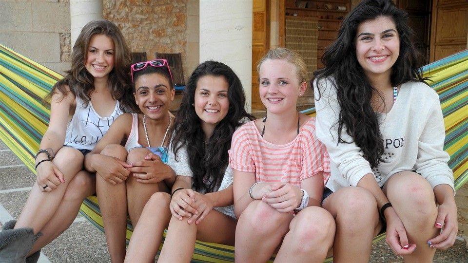 Mädchen Wg 2012