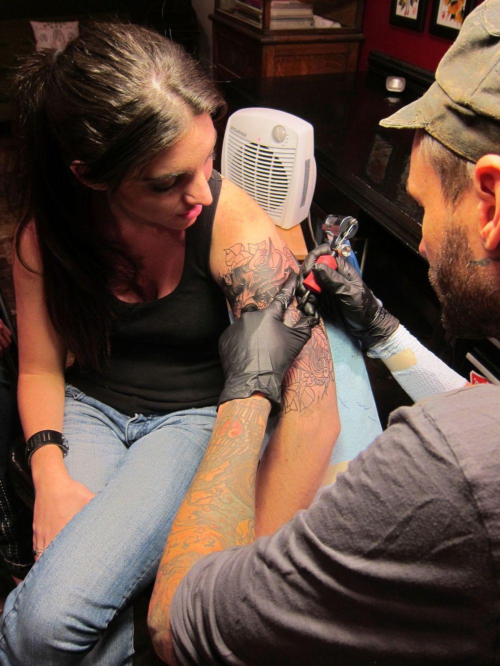 Najgorsze Tatuaże Ameryki Odcinek 7 Tatuaż Pod Wpływem