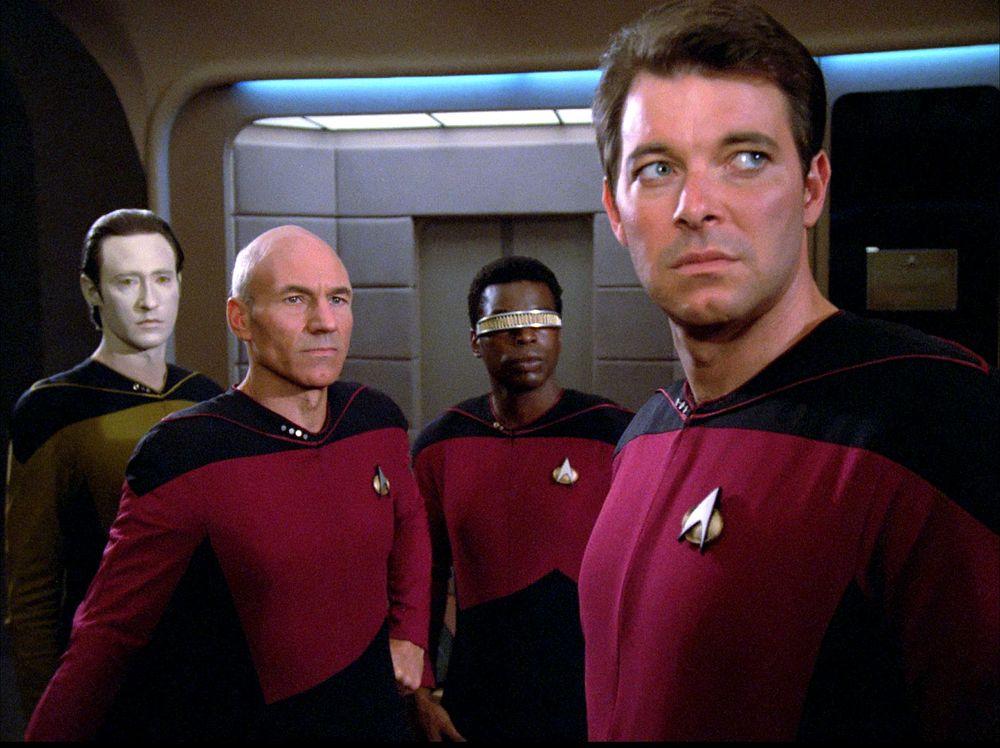 Raumschiff Enterprise Das Nächste Jahrhundert Darsteller