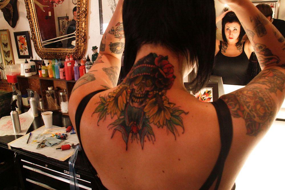 Najgorsze Tatuaże Ameryki Telemagazynpl