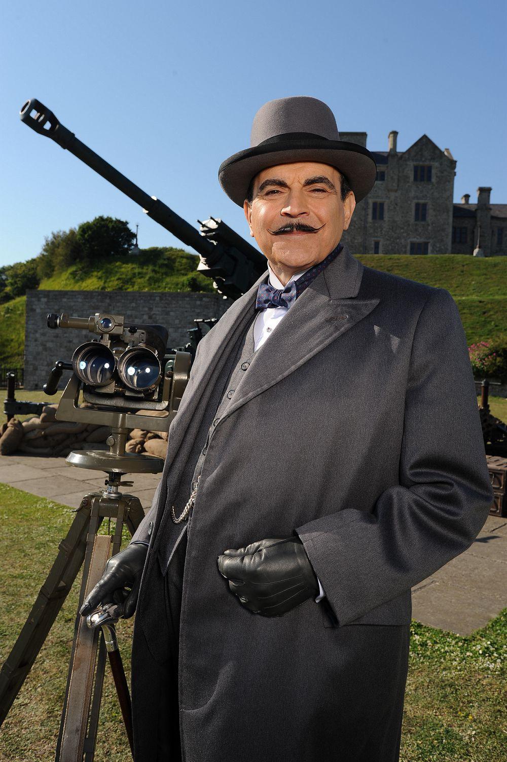 Poirot Odcinki