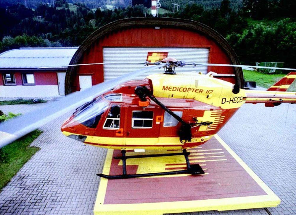 Medicopter 117 - Jedes Leben zählt - odcinek 6 - Inferno