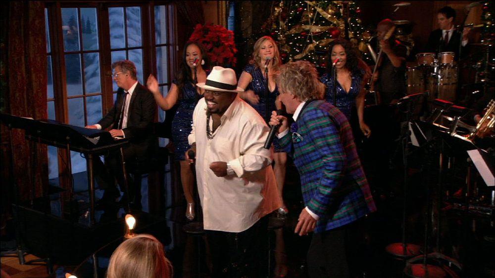 Rod Stewart: Merry Christmas, Baby - Telemagazyn.pl