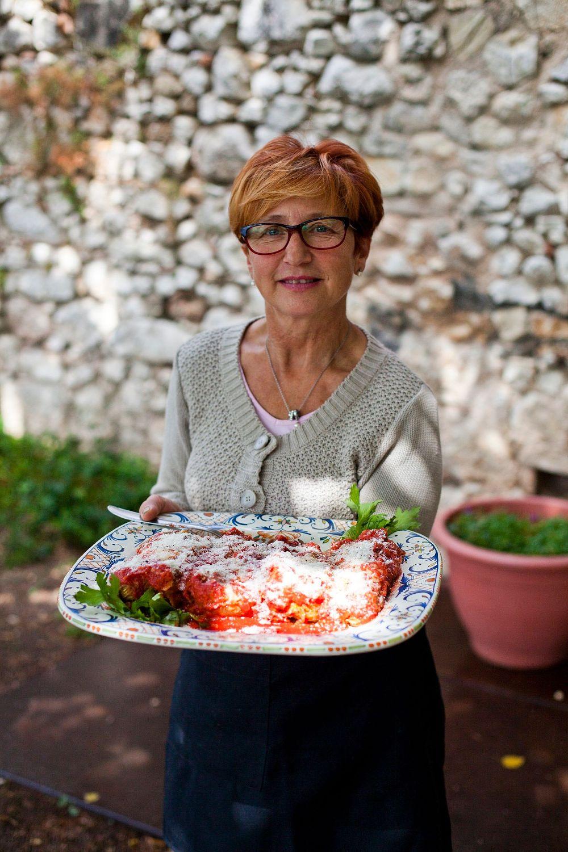 Wloska Kuchnia Jak U Babci Odcinek 1 Capena Streszczenie