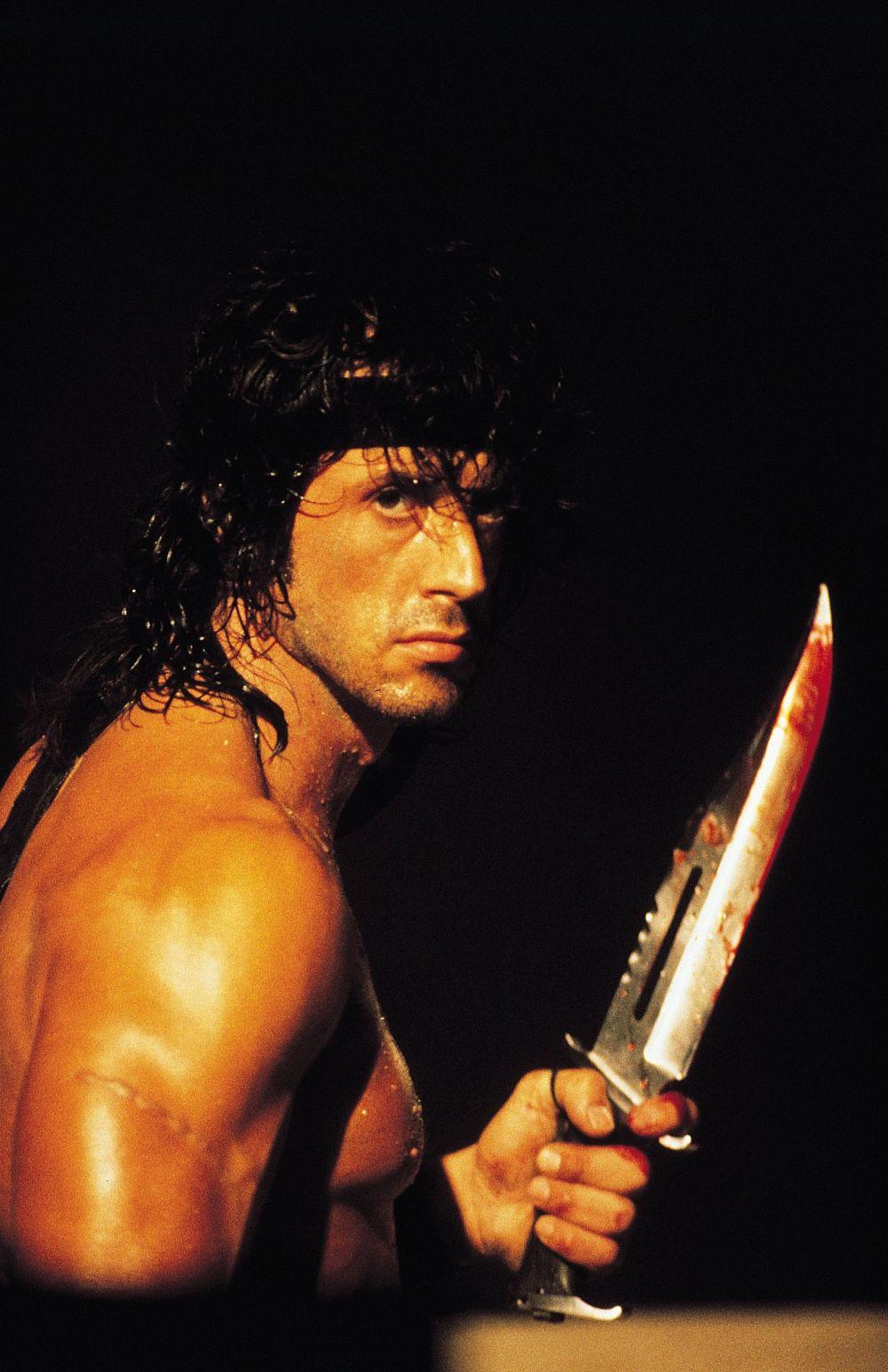 Rambo Iii 1988 Telemagazyn Pl