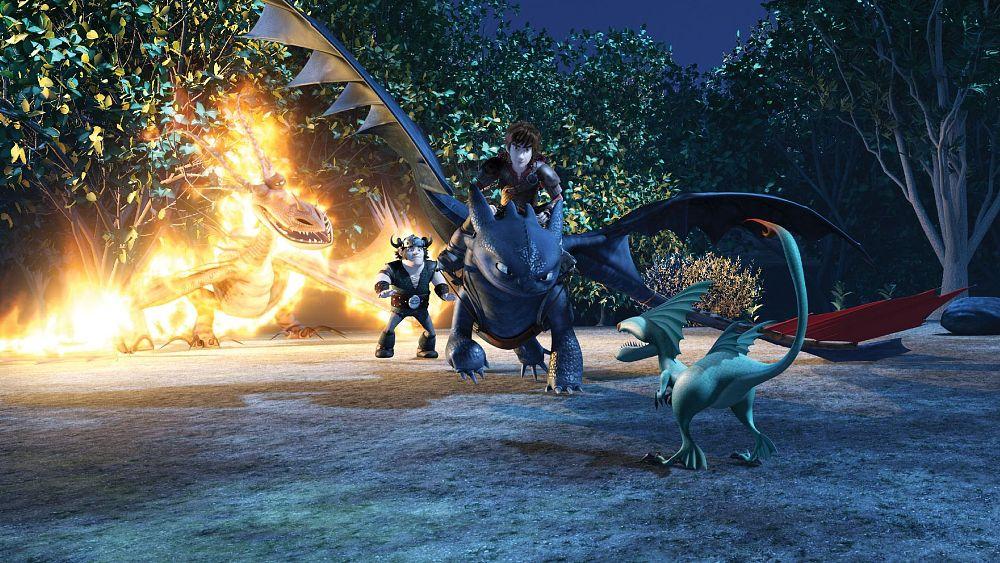 Dragons Auf Zu Neuen Ufern Bilder