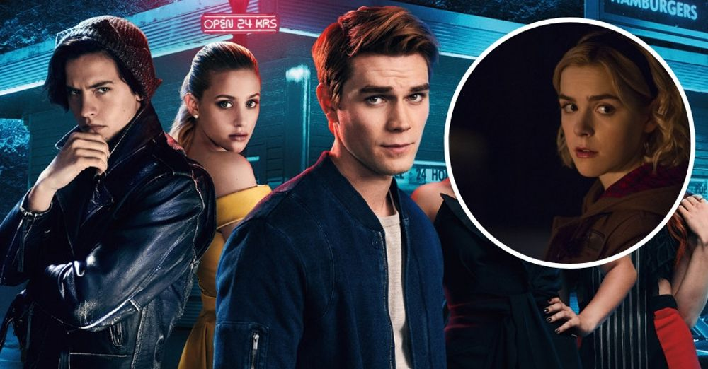 Crossover Quot Riverdale Quot I Quot Chilling Adventures Of Sabrina
