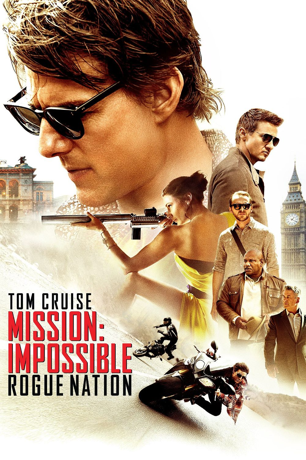 Mission Impossible Rouge