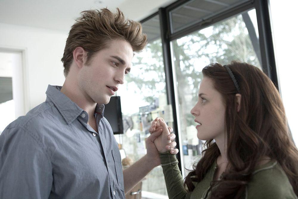 Robert Pattinson Historia randek