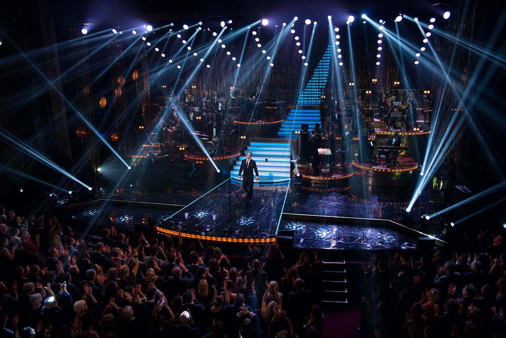 New York kuuma myynti uusin Robbie Williams: One Night at the Palladium - Telemagazyn.pl