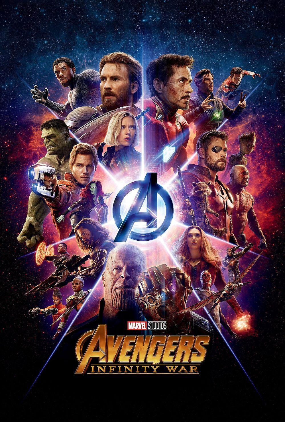 Avengers Wojna Bez Granic 2018 Telemagazyn Pl