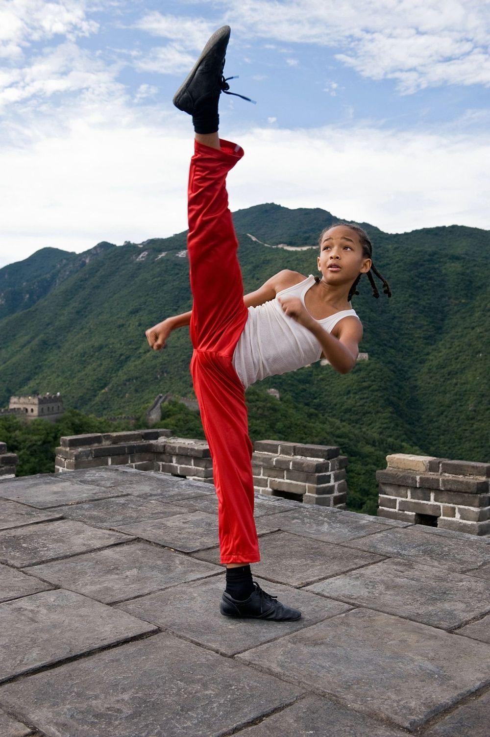 Spotyka się z dziewczyną karate