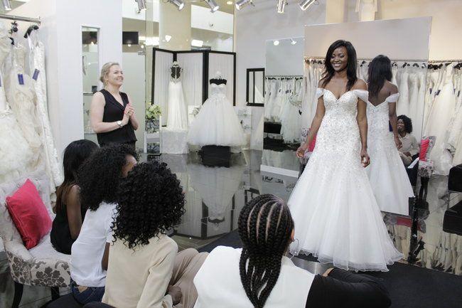 Salon Sukni ślubnych Wielka Brytania Odcinek 34 Moje Wesele